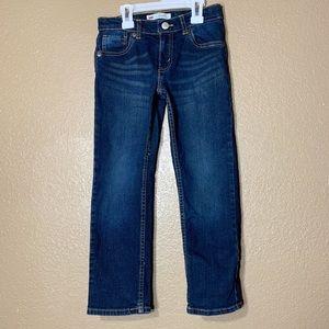 Levi's boys 511 slim jeans